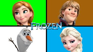 LEARN COLORS WITH FROZEN SURPRISE EGGS | Colours for Kids | Learning Colors | JUNIORS TOONS