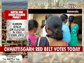Slow Polling In Round 1 In Chhattisgarh Amid Maoist Threat