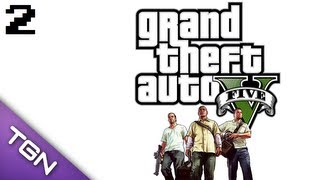 Grand Theft Auto V - PS3 [HD] #2 Pißwasser ♣ Let's Play GTA V | GTA 5 ♣