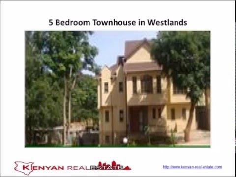 5 Bedroom Townhouse in Westlands, Nairobi, Kenya
