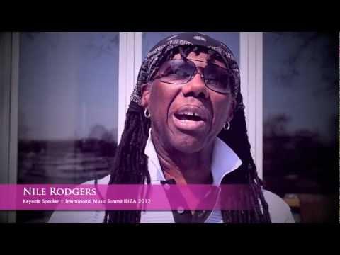 Nile Rodgers - IMS Ibiza 2012 - Keynote Speech