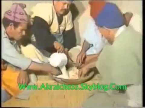 sasbo Ta3li9 aissam chwali alnif tinghir 2013