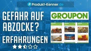 [FAZIT] Groupon Erfahrungen + Review | Deals und Gutscheine von Groupon.de im Test!