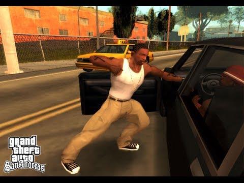 GTA San Andreas (Movie)