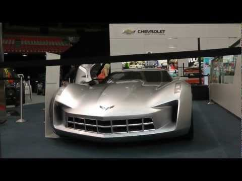 Chevrolet Stingray Concept @ Vancouver Auto Show