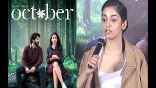 Banita Sandhu Talks About OCTOBER Movie