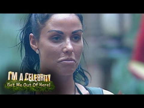 Katie Price Arrives In The Jungle | I'm A Celebrity...Get Me Out Of Here!