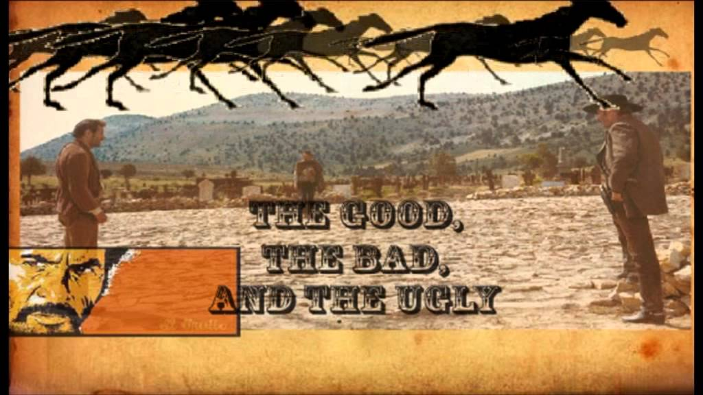 The Good The Bad and The Ugly Audio Analyser 2 - YouTube