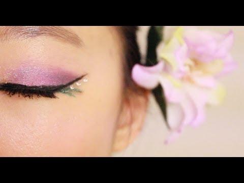 Monolid makeup tutorial - NYX Face awards 2013
