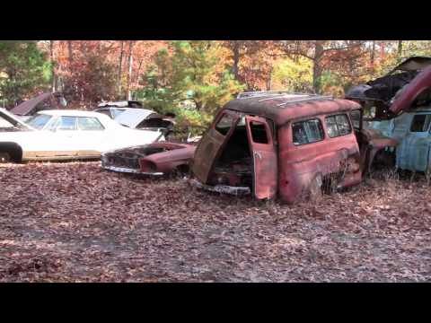 ABANDONED JUNKYARD 30