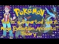 Pokemon Double Theory Myth : Red is a Departed Spirit? & Megas Evolution Are Ancients?