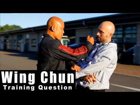 wing chun techniques - how good is traping Q48 Image 1
