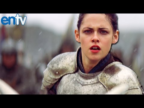 Kristen Stewart Confirms Snow White And The Huntsman 2