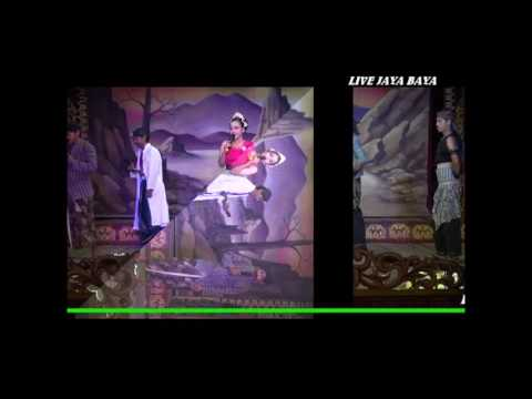 Nitip Rindu-sandiwara JAYA BAYA PERKASA Live Rawaurip 21 Juli 2017
