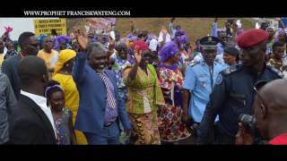 TRIP TO IVORY COAST DOCUMENTARY, by Prophet Francis Kwateng