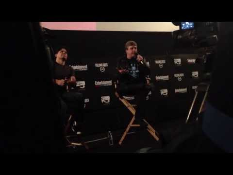 WalkingCarpet.net: Mark Hamill EW Capetown Return of the Jedi Showing