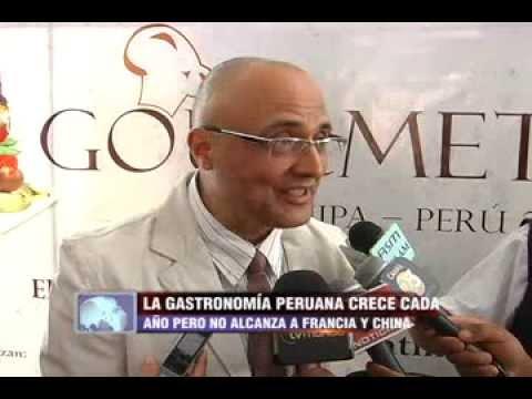 Para reforzar la gastronomía peruana buscan trabajar de la mano con el estado