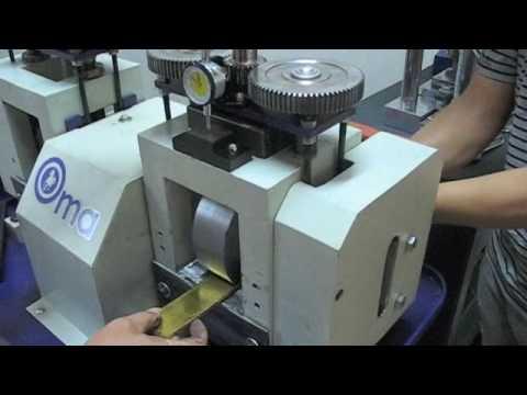 การทำทองแท่ง (Making Gold Bar in Thailand)