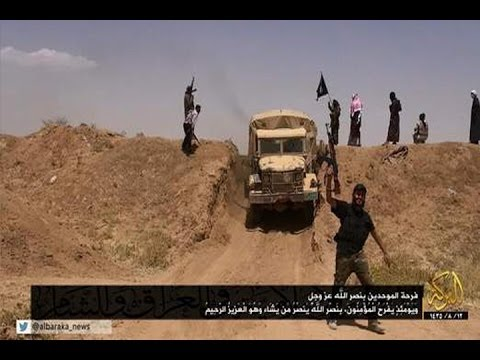Iraq Crisis: Militants Seized Tikrit After Taking Mosul- LIVE Gun Battle!!!