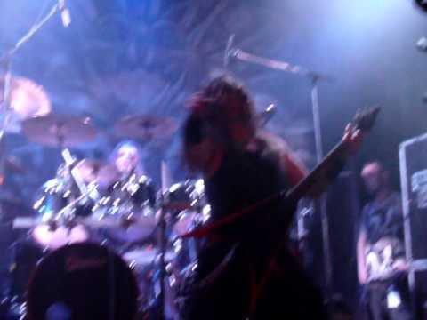 Vader - Shadowfear Live @ Zaandam, De Kade 10-03-2010