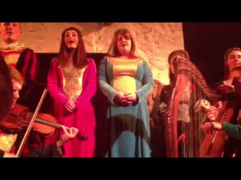 The Bunratty Singers - Music And Song From The Mediaeval Banquet at Bunratty Castle