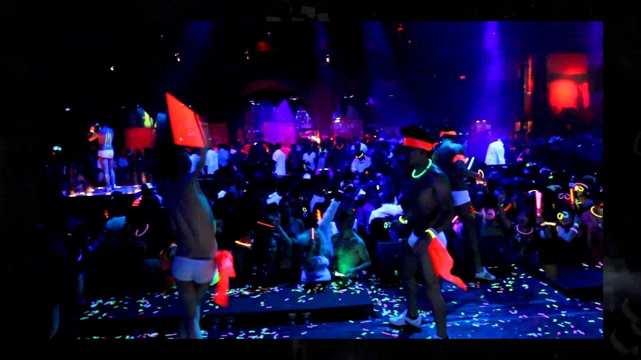 Krave: Neon   Black Light & Glow Party   Memorial Day ...