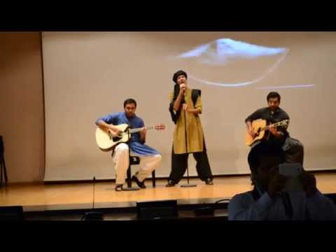 Italy : Sufi medley of Teray ishq nachaya and Tere ishq main