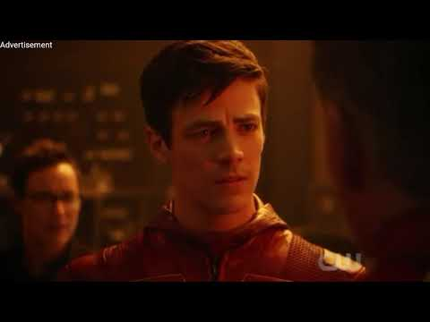The Flash 4x15/Barry talks to Harrison Wells, Jay Garick, and Jessie Quick thumbnail