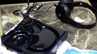 مراجعة سماعة سونى mdr-xb450 من سوق دوت كوم