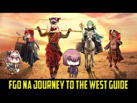 FGO NA Journey to the West COMPLETE Event Guide, Tips & Farming
