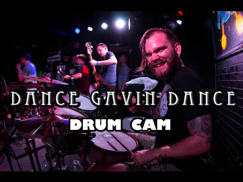 Dance Gavin Dance   We Own The Night   Drum Cam (LIVE) thumbnail