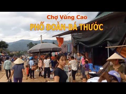 Đi chợ vùng cao Phố Đoàn- Bá Thước-Thanh Hóa   huongsen tv