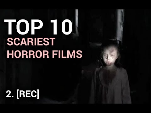 02. [Rec] (Scariest Horror Films Top 10)