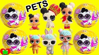 LOL Surprise Pets Series 3 Wave 2 Ultra Rare Finds