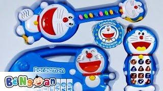 Học màu sắc và học đếm số cùng bộ đồ chơi Doraemon ~ Introduction of toys Doraemon