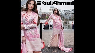 Gul Ahmed Winter Dresses 2016 2017 Volume II For Women
