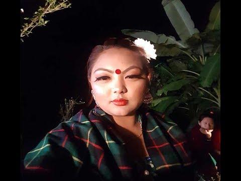 मेरो पनि घरमा पोई छैन  New Live Dohori song With Sova Gurung & Arpanraj Giri