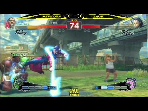SSF4:AE 2012 Tournament BarFights 10/01/13