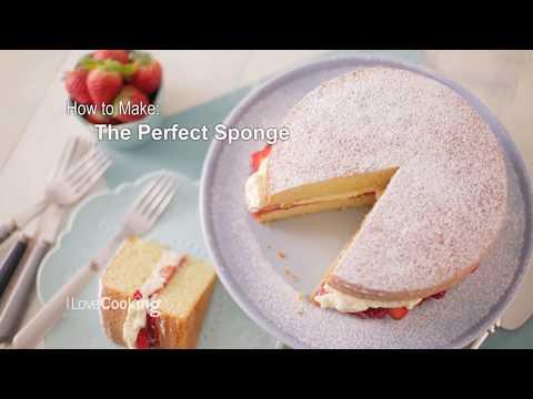 How To Make The Perfect Victoria Sponge thumbnail