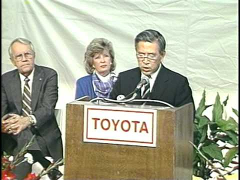 2011 marks the 25th Anniversary of Toyota Motor Manufacturing Kentucky (TMMK). Originally known as Toyota Motor Manufacturing USA, TMMK was established in 19...