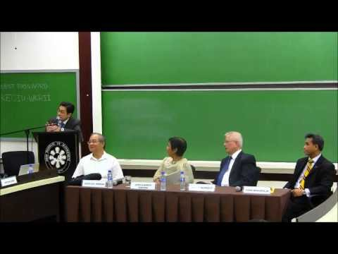 (Part 6 of 6) Prospects for Cooperation in South China Sea