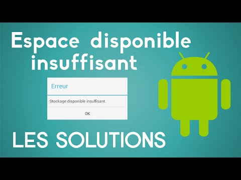 [TUTO] Espace disponible insuffisant Android | Que Faire ? thumbnail