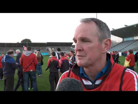 Dublin SHC Final - Cuala v St Judes Post Match Reaction
