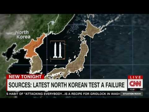 Bruce Klingner discusses North Korea missile launch on CNN's Situation Room