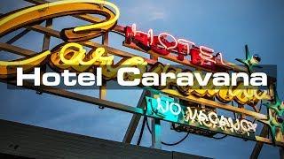 Hotel Caravana: Making a Neon Sign