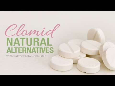 Natural Alternatives to Clomid