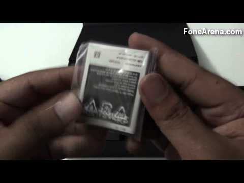 Samsung Galaxy S2 Unboxing (India)