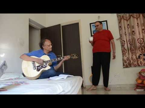 Musafir Hoon Yaaron - Parichay - Unplugged Cover by Krishnan...
