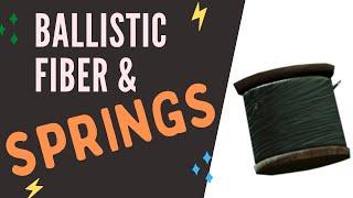 Fallout 76 | Ballistic Fiber & Springs Location | Camp Mcclintock Full Sweep