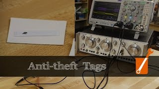 How anti-theft tags work - magnetostriction